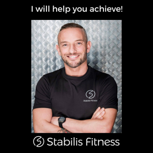I will help you achieve! Stabilis Fitness